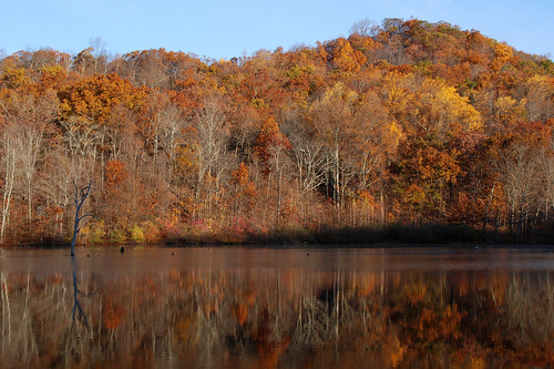 Monksville Reservoir, New Jersey.