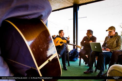 Y toco porque me toca en Rockola.fm - 05.11.2010