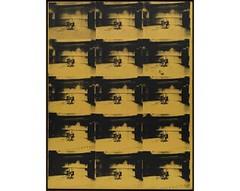 Andy Warhol - Desastre Naranja #5