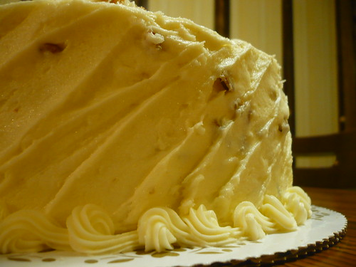 Italian Cream Birthday Cake
