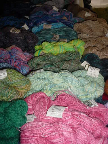 Greenberry House Yarns