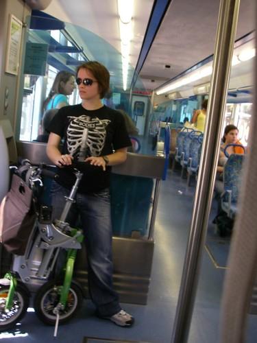 Regresso de comboio