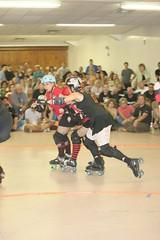 (aliris05) Tags: girls coast space rollergirls melbourne roller derby slashers tallalhassee