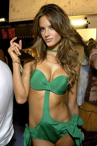 Alessandra Ambrosio is a Brazilian Super Model