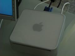 "my ninth Mac (named ""Emma Peel"") (William Nessuno) Tags: apple macintosh mac minolta osx intel konica minimac dimagez5"
