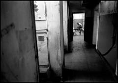 Betteshanger, Kent   March 1985 (bjornra) Tags: photojournalism documentary miner miners coalminers minersstrike strike1985