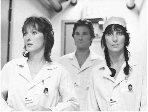 Meryl Streep, Kurt Russel & Cher