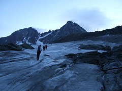 Morning rise from the glacier (Johan Lindgren) Tags: hanna climbing grossglockner