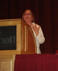 Liz Lawley closes GLLS2007