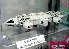 Space 1999 Eagle (Bruce Levenstein) Tags: moon toy sandiego scifi sciencefiction spaceship collectible comiccon space1999 sdcc sandiegocomiccon comiccon2007 sdcc07