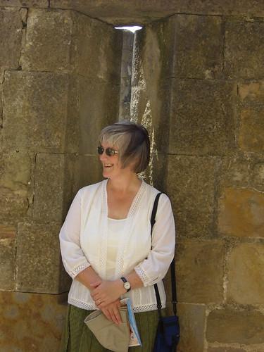 Mam in Carcassonne