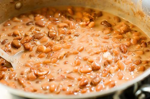 porch beans cornbread 050
