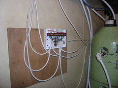 Heating wiring