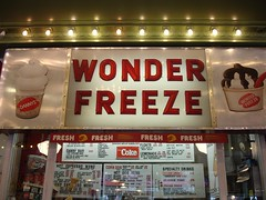 Wonder Freeze by neonspecs