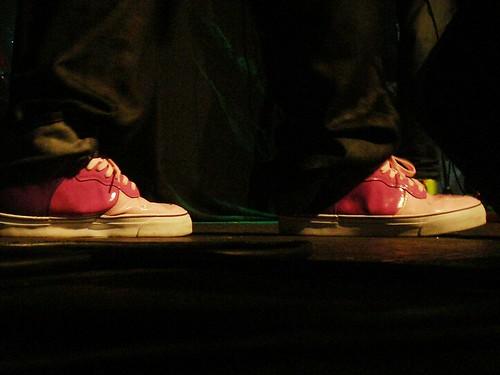 Les pieds de Jeanbart