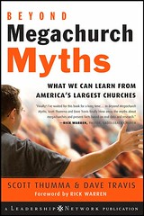 Megachurch Myths