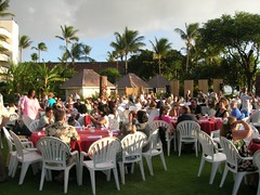 Luau Seating