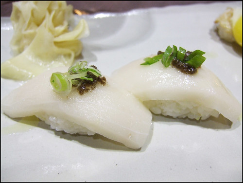 Kabuki Wellington - Butterfish with truffle