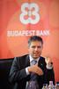 Budapest Bank sajtóesemény Egyenlítő Hitel - Fatér Gyula