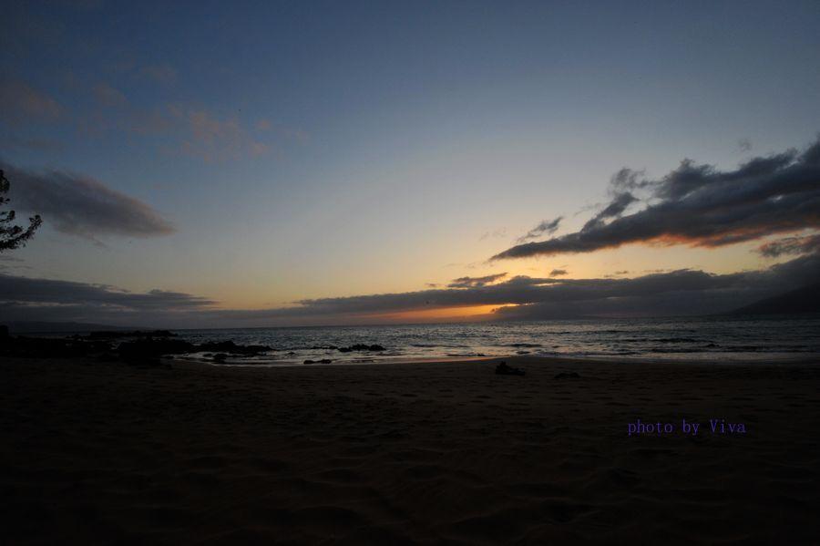 初见如昨, 独自茂夷海滩 - 微娃 - 微娃