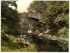 Roxburghshire, Hawick, Horn's Hole 1900's