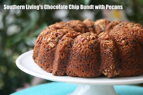 Southern Living's Chocolate Chip Bundt Cake - I Like Big Bundts