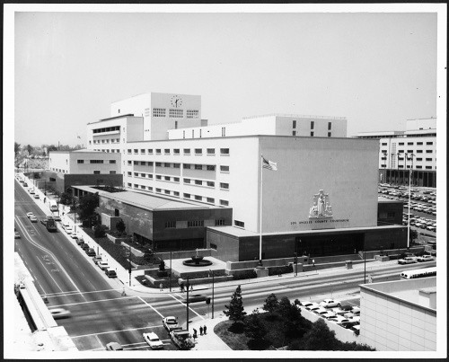 Los Angeles County Courthouse (California Historical Society)