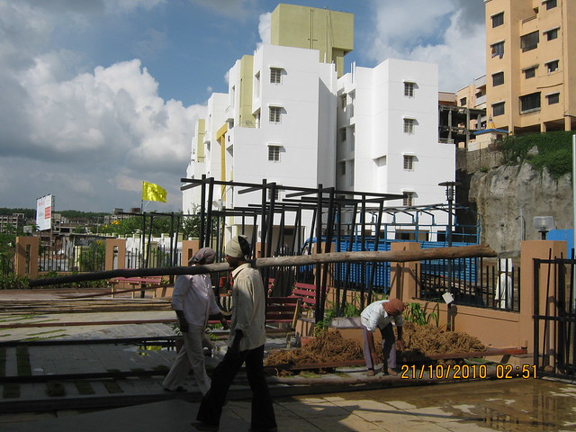 Nirman Viva 1 BHK & 2 BHK Flats at Ambegaon Budruk, Katraj, Pune -  IMG_3679