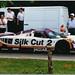 John Nielsen 1988 TWR Silk Cut Jaguar XJR-9 Group C. Goodwood Festival of Speed 1999.