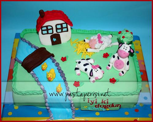 çiftlik pastası 2