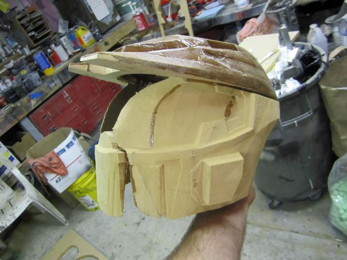 Caboose Helmet Sides