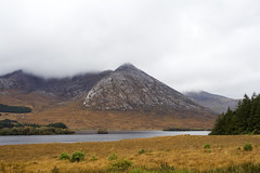 View from Lough Inagh Lodge (Frank Fullard) Tags: ireland lake connemara bens twelve clifden maam leenane kylemore nabeannabeola beanna fullard twelvepins loughinagh lightmountain beola frankfullard