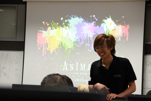 N.E.mation! 5 - Bloggers Animation Workshop