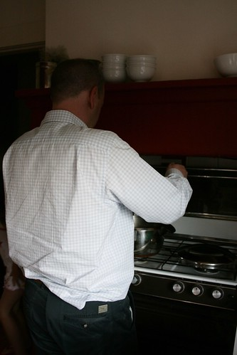 Day 313 - He Cooks