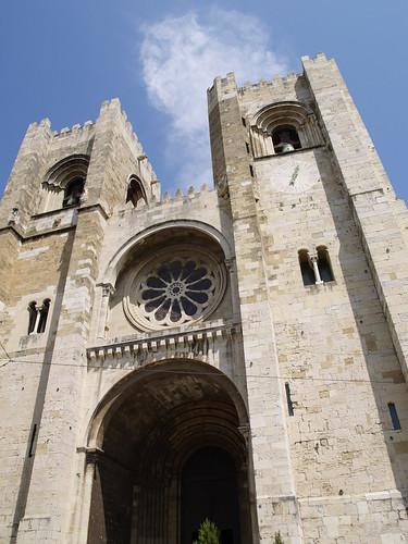 Lisboa - Sé (Cathedral)