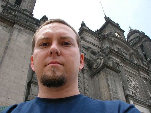 Me and the Cathedral 1