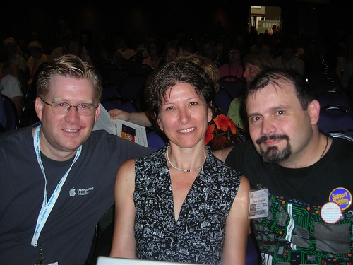 Wesley Fryer, Karla Murray, Kevin Honeycutt