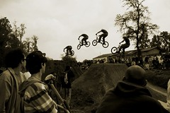 BMX séquence