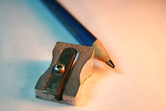 Pencil Pencil Sharpener