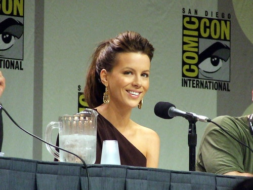 Kate Beckinsale Whiteout ComicCon
