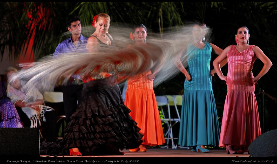 lindavega flamenco dance santabarbara photofool