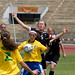 NZ vs Brazil, 9 Aug 07, captain Jennifer Kendall