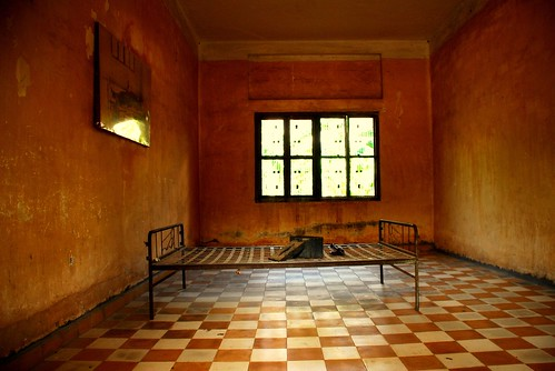 S-21, Tuol Sleng Prison Facility of the Khmer Rouge