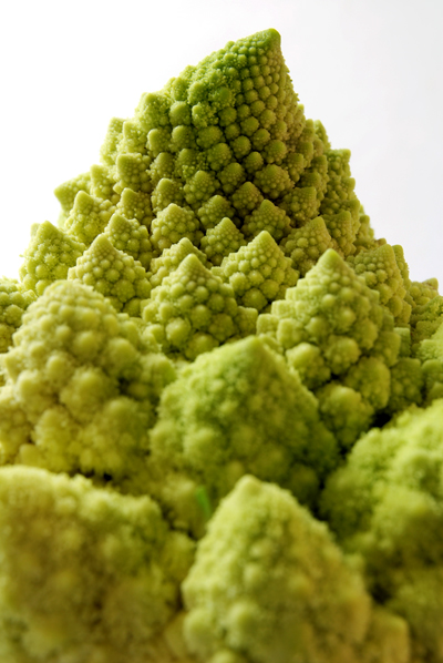 Romanesco or Romanesco Cauliflower