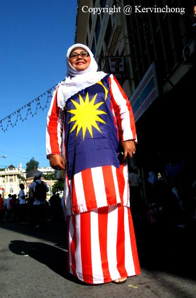 Towering-Malaysian