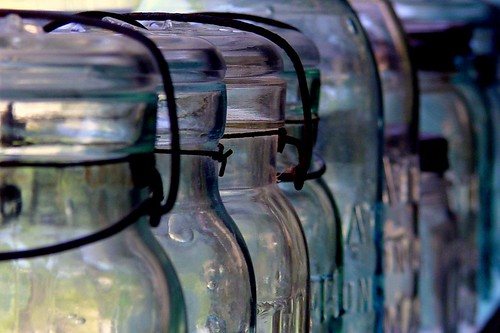 Glass Bottles I