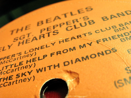 Analog Beatles by kevin dooley, on Flickr