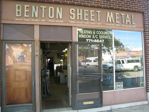 Benton Sheet Metal - Metal Fabricators in St. Louis, MO