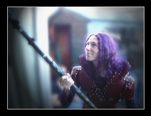 Purple Valkyrie.