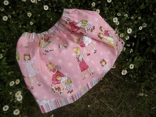 Jessica's skirt